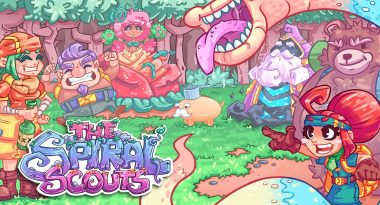 The Spiral Scouts Review – A Foul-Mouthed Yet Adorable Journey