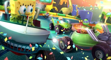 Nickelodeon Kart Racers Announced for PS4, Xbox One, and Switch