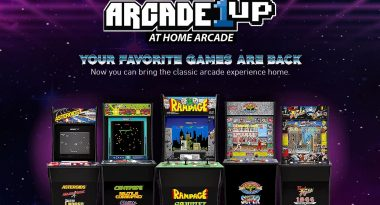 Budget-Priced, Full-Sized Arcade1Up Arcade Cabinets Now Up for Pre-Order