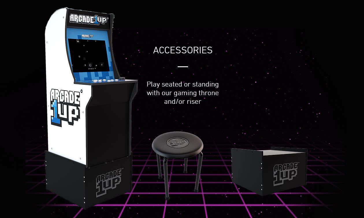 Budget-Priced, Full-Sized Arcade1Up Arcade Cabinets Now Up for Pre