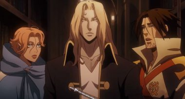 Season 2 Trailer for Netflix Castlevania Animated Series