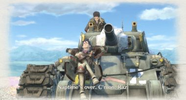 Opening Prologue for Valkyria Chronicles 4