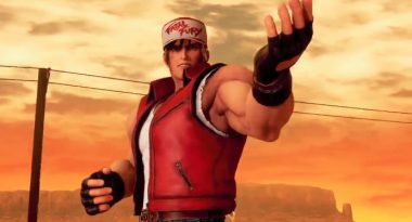 Terry Bogard Joins Fighting EX Layer
