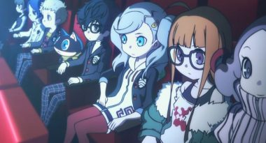 First Look at Persona Q2: New Cinema Labyrinth, Launches November 29 in Japan