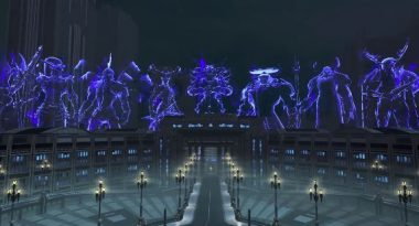 Dissidia Final Fantasy NT Gets a New Final Fantasy XV Stage in October 2018 Update