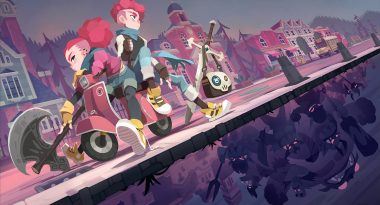 "The Arcade Crew and 1P2P Studio Announce RPG Beat 'Em Up Hybrid ""Young Souls"""
