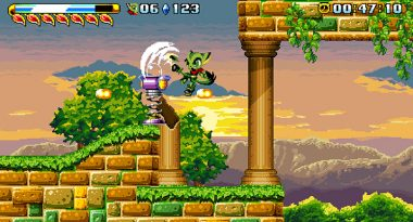 Freedom Planet Launches for Switch on August 30