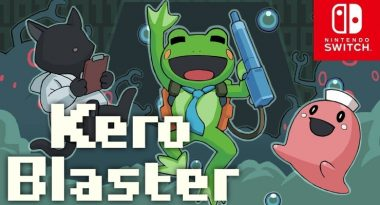 Kero Blaster Hops to Switch on August 23