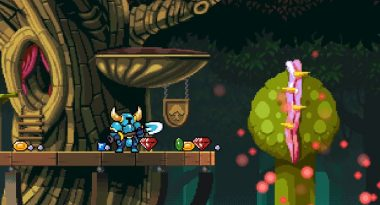 Rivals of Aether Gets New Shovel Knight DLC Character