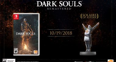 Dark Souls Remastered Launches for Switch on October 19