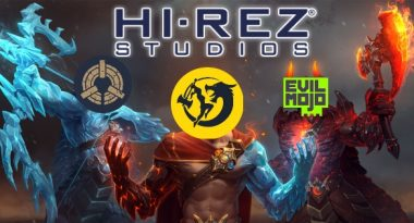 Hi-Rez Studios Creates Three New Development Studios