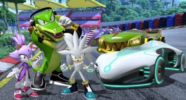 Team Sonic Racing adds Silver, Blaze, and Vector