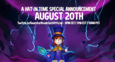 "A Hat in Time ""Special Announcement"" Planned for August 20"