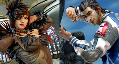 Tekken 7 DLC Characters Anna Williams and Lei Wulong Launch on September 6