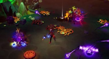 Debut Gameplay for Torchlight Frontiers