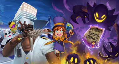A Hat in Time Gets a Switch Port, Seal the Deal Expansion and Co-op Announced for PC
