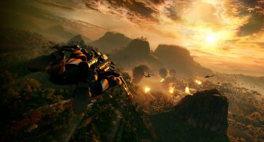 Debut Gameplay for Just Cause 4