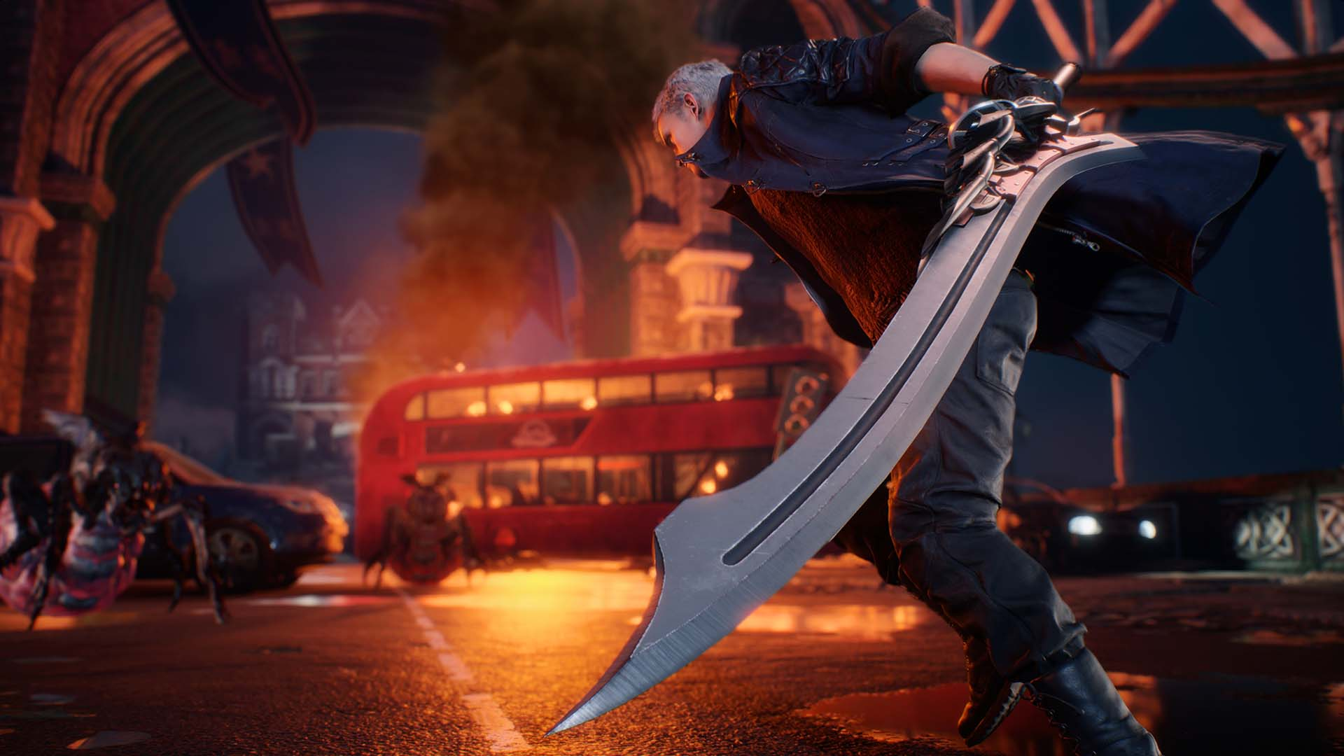 Devil May Cry 5 – Exclusive First Hands-on Preview - Niche Gamer