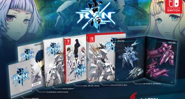 Physical Version for Vertical Shmup RXN: Raijin Announced for Switch