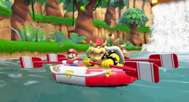 River Survival Mode Revealed for Super Mario Party