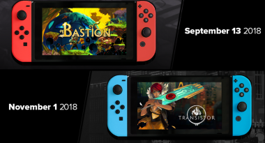 Bastion and Transistor Coming to Nintendo Switch