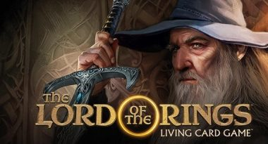 The Lord of the Rings: Living Card Game Now Available