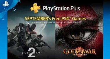 PlayStation Plus Games for September 2018 Announced
