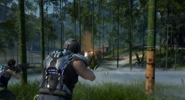 """New Gameplay for Housemarque's New Sci-fi Battle Royale Game """"Stormdivers"""""""