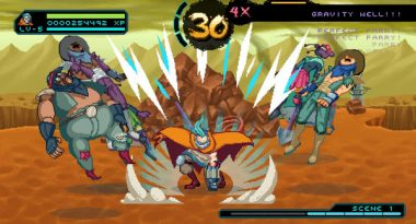 Niche Spotlight- Way of the Passive Fist: Rhythm-Based Brawling