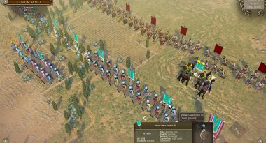 New Rise of Persia DLC Now Available for Historical Strategy Game Field Of Glory II