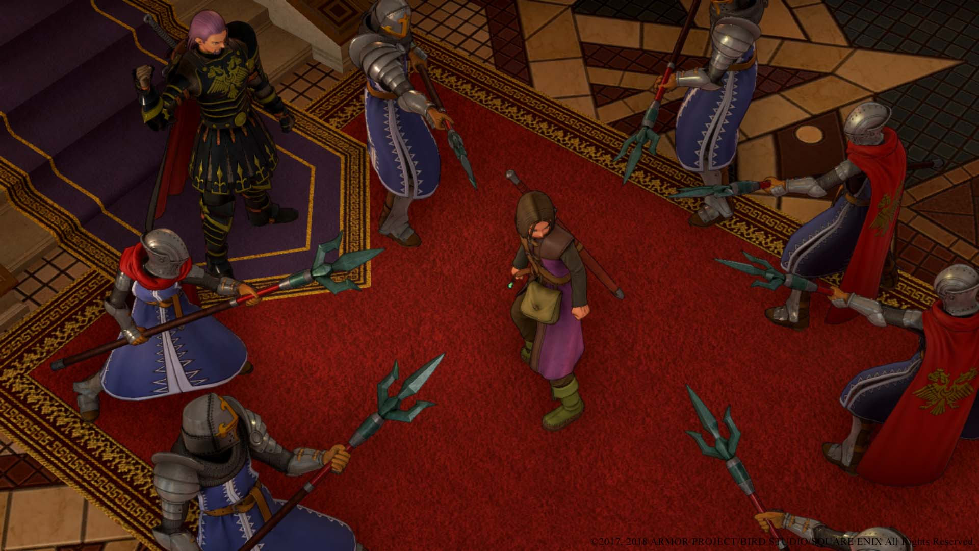 Dragon Quest Xi Review The King Slime Returns To Retake The Throne Niche Gamer Our dragon quest xi costumes guide will guide you through the process of unlocking each and every single costume for your party. dragon quest xi review the king
