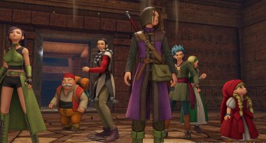 Dragon Quest XI Update 1.01 Now Available