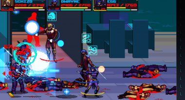 "Throwback Cyberpunk Beat 'Em Up ""Unending Dusk"" Enters Steam Early Access"