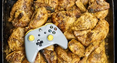 Grease-Proof Xbox One Controller Announced