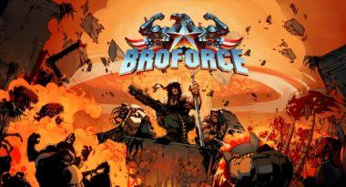 Broforce Now Available for Switch