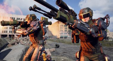 Earth Defense Force: Iron Rain Heads West for PS4 in 2019