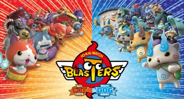 Yo-Kai Watch Blasters Now Available in Western Regions