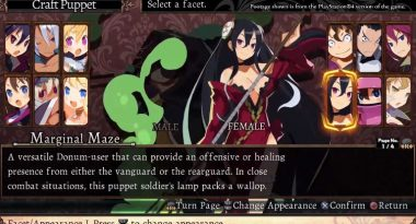 New Trailer for Labyrinth of Refrain: Coven of Dusk Shows Off Puppet Creation