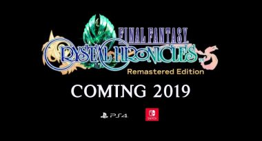 Final Fantasy: Crystal Chronicles Remastered Edition Announced for PS4, Switch