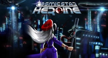 Cosmic Star Heroine Review – Givin' All She's Got Cap'n