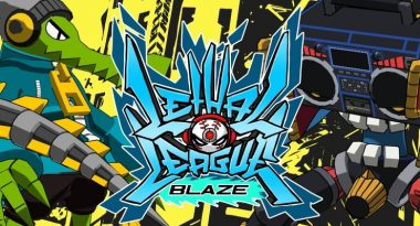 Lethal League Blaze Launches October 24 for PC, Consoles Spring 2019