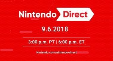 Delayed Nintendo Direct Now Set for September 13