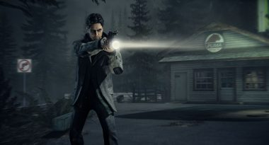 Alan Wake Gets a Live-Action TV Show