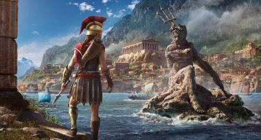 Assassin's Creed Odyssey Gets a Cloud-Based Nintendo Switch Port
