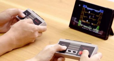 Wireless NES Controllers Announced for Switch