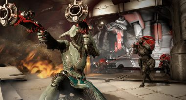 Warframe Launches for Switch on November 20