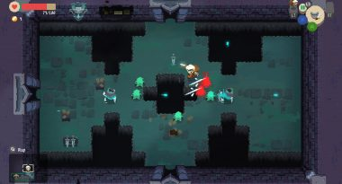 """Switch Port for ARPG """"Moonlighter"""" Launches in November 2018"""