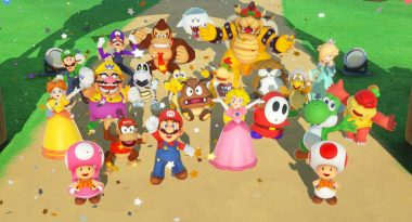 Sound Stage, Challenge Road, and Online Mariothon Modes Revealed for Super Mario Party