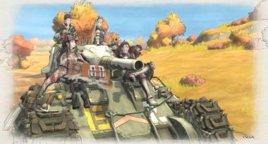 Valkyria Chronicles 4 Review – Waifus, Shiba Inu, and Warfare