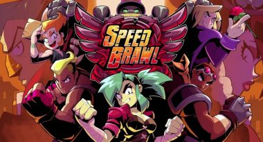 "80s Anime-Inspired Racing Brawler ""Speed Brawl"" Now Available for Consoles"